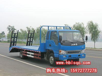 CLW5130TPB3型平板运输车