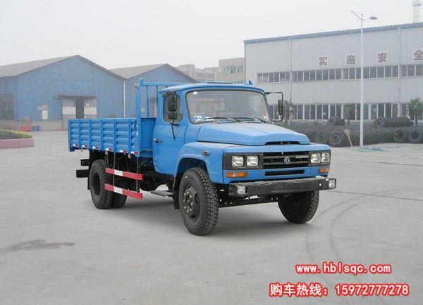 东风牌EQ5120XLHF2型教练车